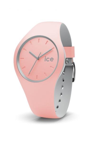 ice watch uhr unisex medium armbanduhr duo winter grau. Black Bedroom Furniture Sets. Home Design Ideas