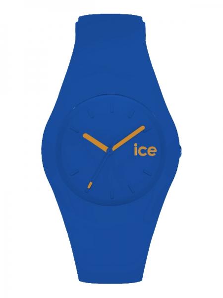ice watch uhr slim small dazling blue blau orange ice daz s ebay. Black Bedroom Furniture Sets. Home Design Ideas