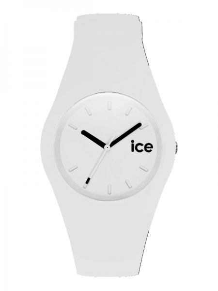 ice watch uhr slim damenuhr ice ola wei small 10 bar. Black Bedroom Furniture Sets. Home Design Ideas