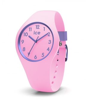 Ice Watch ola kids Uhr Small Kinderuhr Damenuhr Rosa Lila 10 Bar 014431
