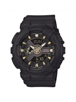 Casio Baby G Damenuhr Uhr Alarm Stopp 10 Bar Beige BA 110GA 7A2ER