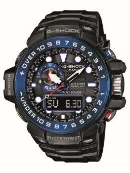 Casio G-Shock Premium Gulfmaster Herrenuhr: GWN-1000B-1BER ...