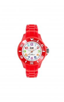 Ice Watch Mini Kinderuhr Kinder Uhr red rot Armbanduhr MN.RD.M.S.12