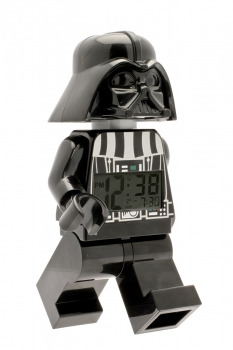 Lego Wecker Star Wars Darth Vader Kinderwecker Digital 08-9002113