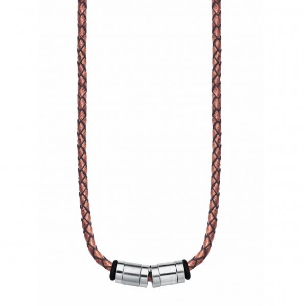 s.Oliver SO1088//01 Herren Edelstahl Halskette Königskette neu